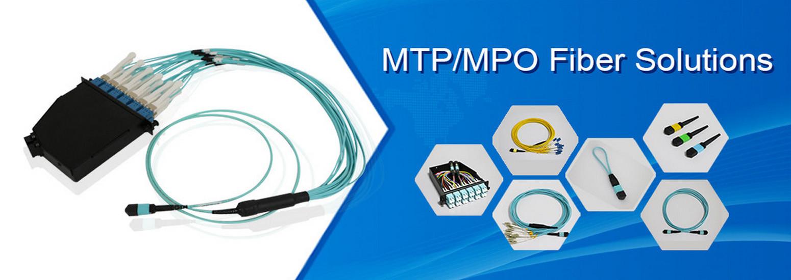 中国 最もよい MTP/MPO繊維 販売